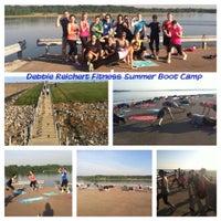 Photo taken at Debbie Reichert Fitness & Yoga by Debbie Reichert Fitness & Yoga on 10/5/2014