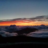 Photo taken at Pu'u 'ula'ula (Haleakalā Summit) by Joshua R. on 5/17/2013