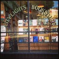 Photo taken at City Lights Bookstore by Devon A. on 4/24/2013