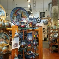 Photo taken at Good Earth Pottery by Em C. on 2/25/2017