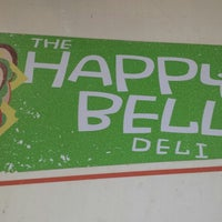 Photo taken at The Happy Belly Deli by Michael L. on 11/29/2013