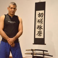 Photo taken at Radical MMA & Functional Fitness by Radical MMA & Functional Fitness on 10/6/2014