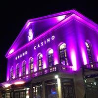 Photo taken at Grand Casino de Forges les Eaux by JB on 8/10/2013
