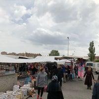 Photo taken at Dumlupınar Cumartesi Pazarı by Özkan K. on 4/8/2018