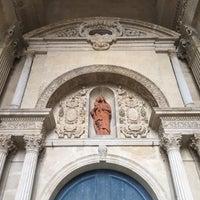 Photo taken at Cathédrale Sainte Marie by Rex D. on 10/8/2015
