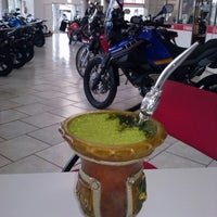 Photo taken at Yamavale Motos Taquara by Alexandre L. on 5/11/2015
