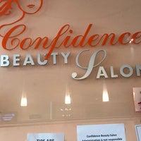 Photo taken at Confidence Beauty Salon &  SPA by Jenn C. on 12/1/2017