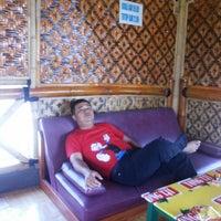 Photo taken at Kampung sawah by Cunwinto k. on 1/4/2014