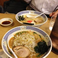 Photo taken at らーめん 花楽 厚木店 by hid on 10/18/2012