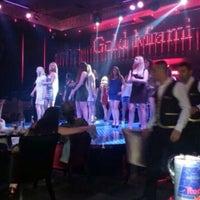 Photo taken at GOLD MİAMİ CLUP by Tuğra Sezgin A. on 2/22/2017