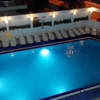 Photo taken at Tuntas Hotel Swimming Pool by Enes A. on 7/15/2015
