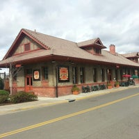 Photo taken at McMenamins Roseburg Station Pub & Brewery by Jason D. on 2/20/2013