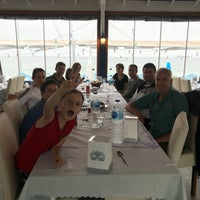 Photo taken at İğneada Yelken Hotel Restaurant by İbrahim B. on 6/24/2018