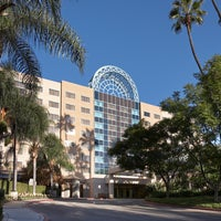 Photo taken at Sheraton Fairplex Hotel & Conference Center by Sheraton F. on 10/7/2014