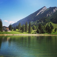 Photo taken at obersee by André M. on 8/16/2013
