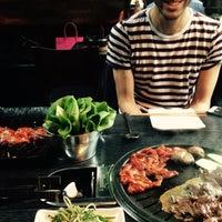 gogi restaurant london edgware road