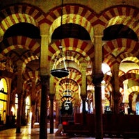 Photo taken at Mosque-Cathedral of Cordoba by Renato W. on 4/3/2013