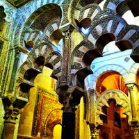 Photo taken at Mosque-Cathedral of Cordoba by Renato W. on 3/10/2013