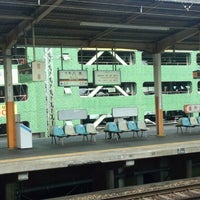 Photo taken at Yamato-Yagi Station by Mouse C. on 9/29/2012