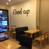 Photo taken at Good Cup Cafe' by Ggroup P. on 9/15/2015