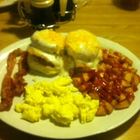 Photo taken at Perkins Restaurant by Christopher H. on 10/11/2012