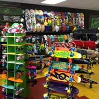 Photo taken at the SB skate co. by Kristen H. on 7/8/2013