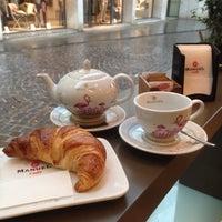Photo taken at Spazio Caffè Manuel by Asu E. on 11/15/2014