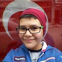 Photo taken at Mehmet Akif Ersoy Ortaokulu by Batuhan A. on 3/18/2015