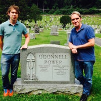 Photo taken at St. Mary Cemetery by Matthew P. on 7/6/2015