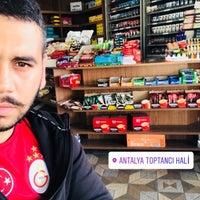 Photo taken at Antalya Yaş Sebze Meyve Toptancı Hali by Mehmet G. on 4/20/2018