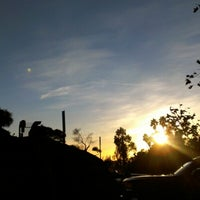 Photo taken at Mulholland Drive by FreshFoodLA: W. on 11/21/2012