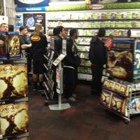 Photo taken at GameStop by Alberto C. on 4/5/2013