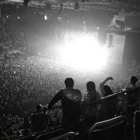 Photo taken at Olympiahalle by Steffi H. on 12/4/2012