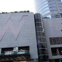 Photo taken at W Bangkok by Addy M. on 3/21/2013