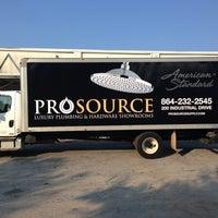 Photo taken at ProSource Plumbing Supply by ProSource Plumbing Supply on 10/7/2014