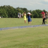 Photo taken at Virginia International Polo by Christopher M. on 8/17/2013