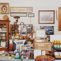 Photo taken at Mercantile Gifts & Consignment by M on 9/14/2015