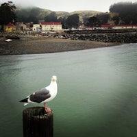 Photo taken at Fort Baker jetty by M F. on 5/12/2013
