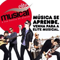 Photo taken at Elite Musical by leandro f. on 10/8/2014