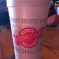 Photo taken at Fuddruckers by Diana D. on 11/24/2012