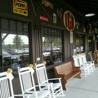 Photo taken at Cracker Barrel Old Country Store by 2khwooL S. on 10/1/2012
