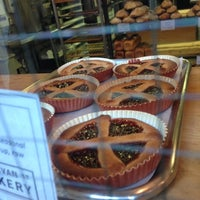 Photo taken at Sullivan Street Bakery by Maria W. on 12/5/2012