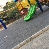 Photo taken at İçerenköy Çeşme Parkı by Emre Alptekin on 10/4/2016