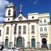 Photo taken at Centro Histórico de Salvador by Andrea I. on 5/18/2013
