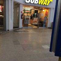 Photo taken at Subway by JoshDeftones on 11/7/2016
