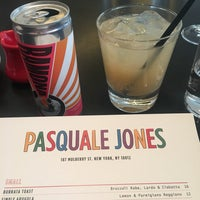 Foto tirada no(a) Pasquale Jones por Sarah M. em 2/11/2018