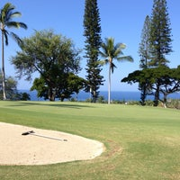 Photo taken at Kona Country Club by Stevie T. on 2/15/2013