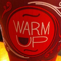 Photo taken at Caribou Coffee by Stephanie W. on 12/20/2012