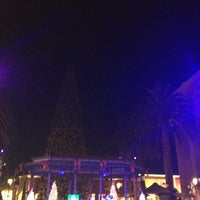 Photo taken at Fashion Island Gigantic Christmas Tree by Kevin R. on 11/14/2012