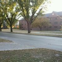 Photo taken at University dr by Josh S. on 9/29/2012